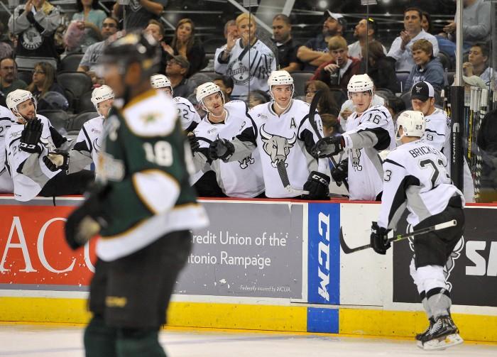 AHL Stars Rampage Hockey
