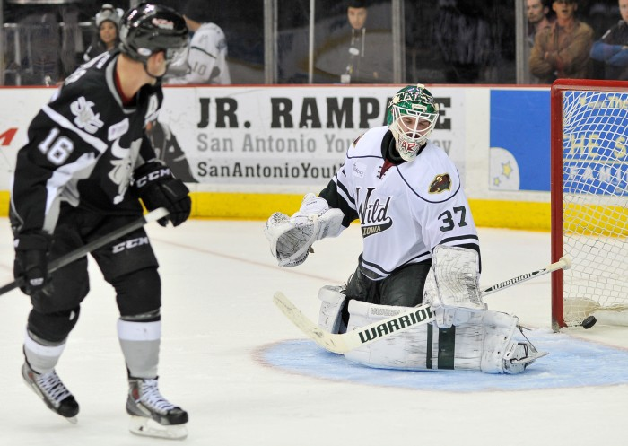 AHL Wild Rampage Hockey