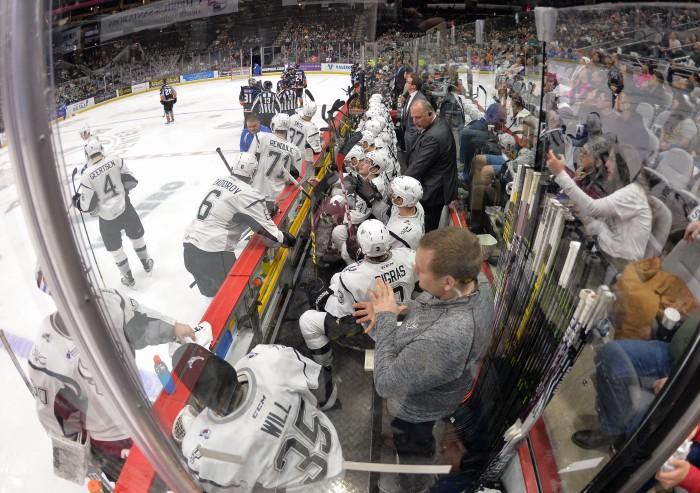 AHL San Diego Gulls at San Antonio Rampage