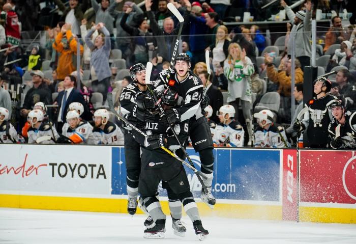 AHL San Diego Gulls vs. San Antonio Rampage