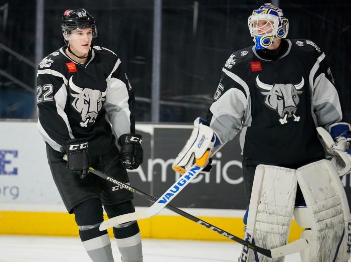 AHL Ontario Reign vs. San Antonio Rampage